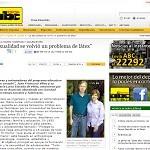 La sexualidad se volvió un problema de látex, Diario ABC
