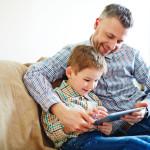 Aprende a ser un buen padre, y enséñaselo a tus hijos