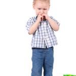 niño llorando caprichoso