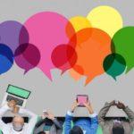conversacion en las redes